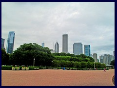 Skyline from Grant Park 04
