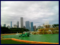 Skyline from Grant Park 06