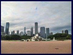 Skyline from Grant Park 07
