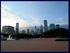 Skyline from Grant Park 10