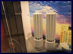 LEGO skyline, Water Tower Place