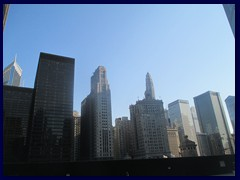 Skyline from the Loop, street level 54
