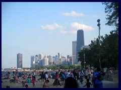 Views from Lincoln Park and North Ave Beach 11