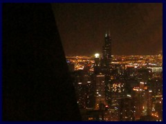 Views from John Hancock Center 21 - Sears Tower