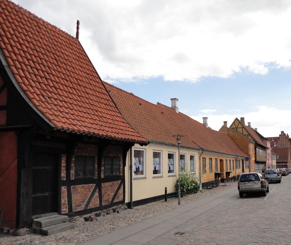 K Ge Small But Nice Historic City South Of Copenhagen