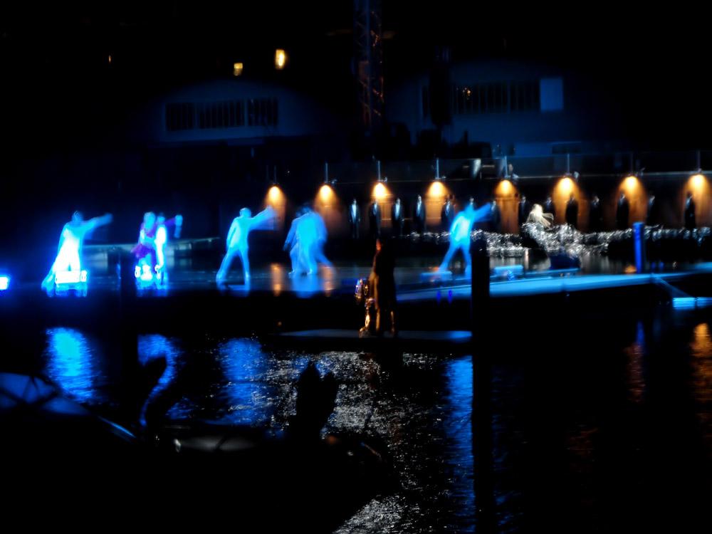 Dockan 2010 performance