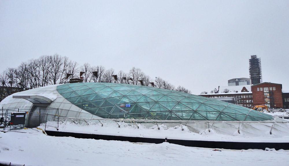 triangeln malmö station