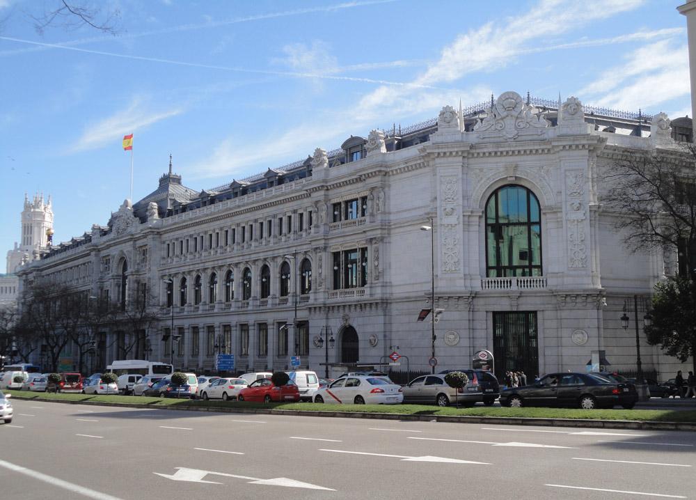Bank Oriental Plaza Del Sol:Plaza Sol Madrid Spain