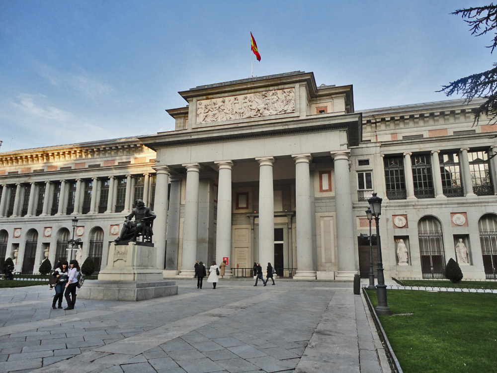 Museo Del Prado Is One Of The World S Most Famous Art Museums