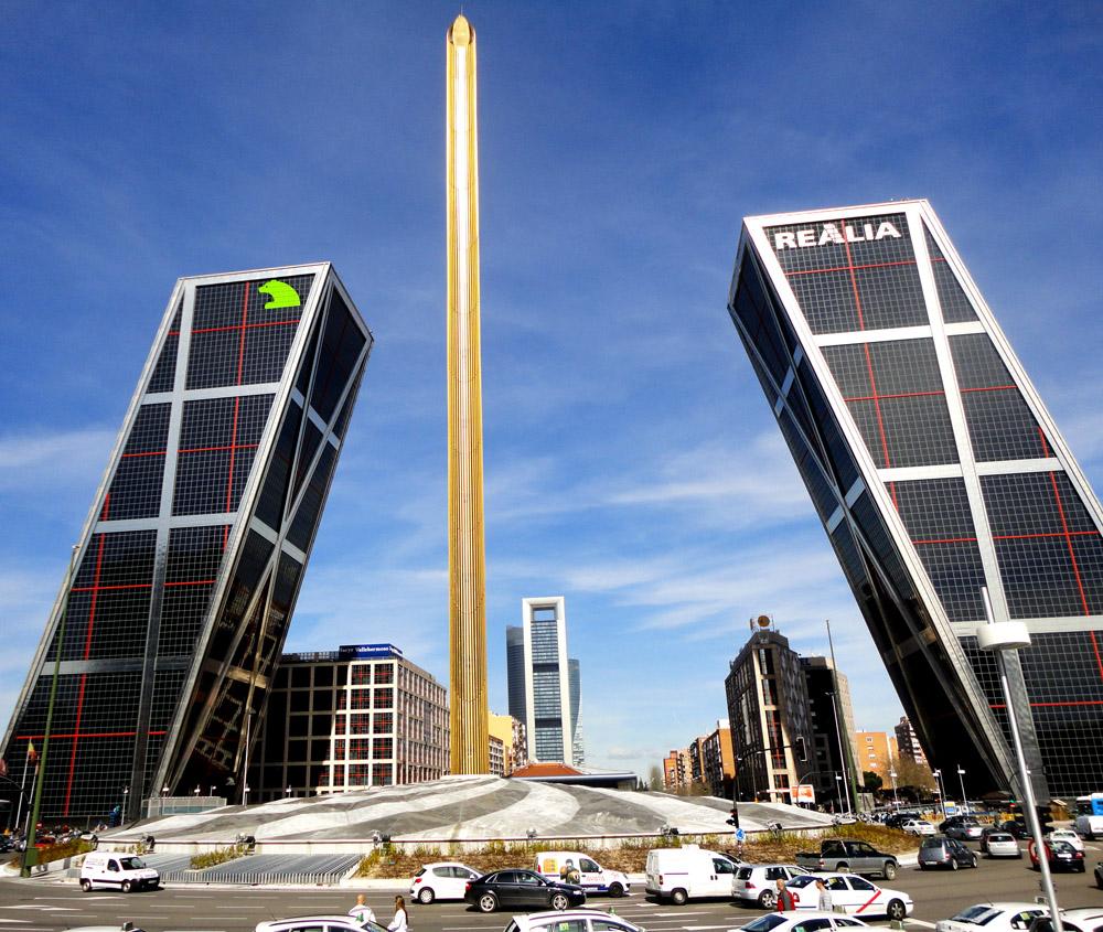 Hotel Plaza De Castilla Madrid