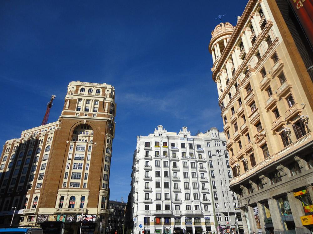 Madrid capital of spain liveinternet for Corte ingles plaza del sol madrid