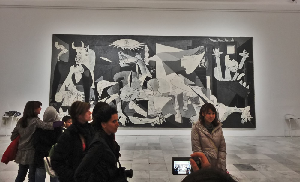 Reina Sofia Museum Most Famous Paintings