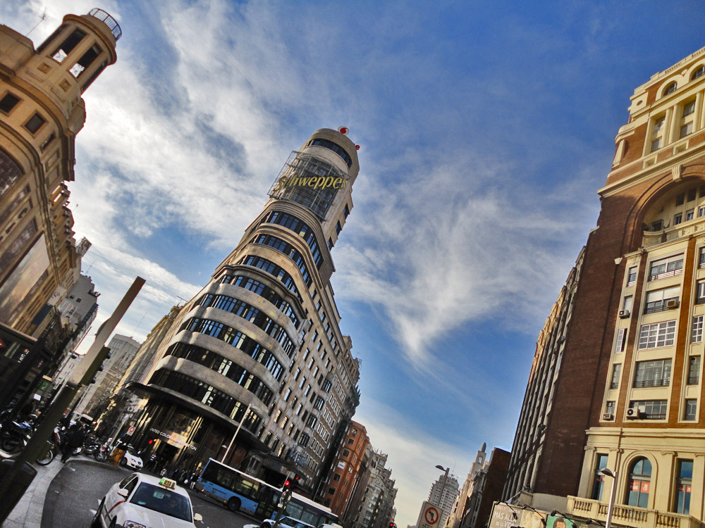 Madrid capital of spain liveinternet - Art deco espana ...