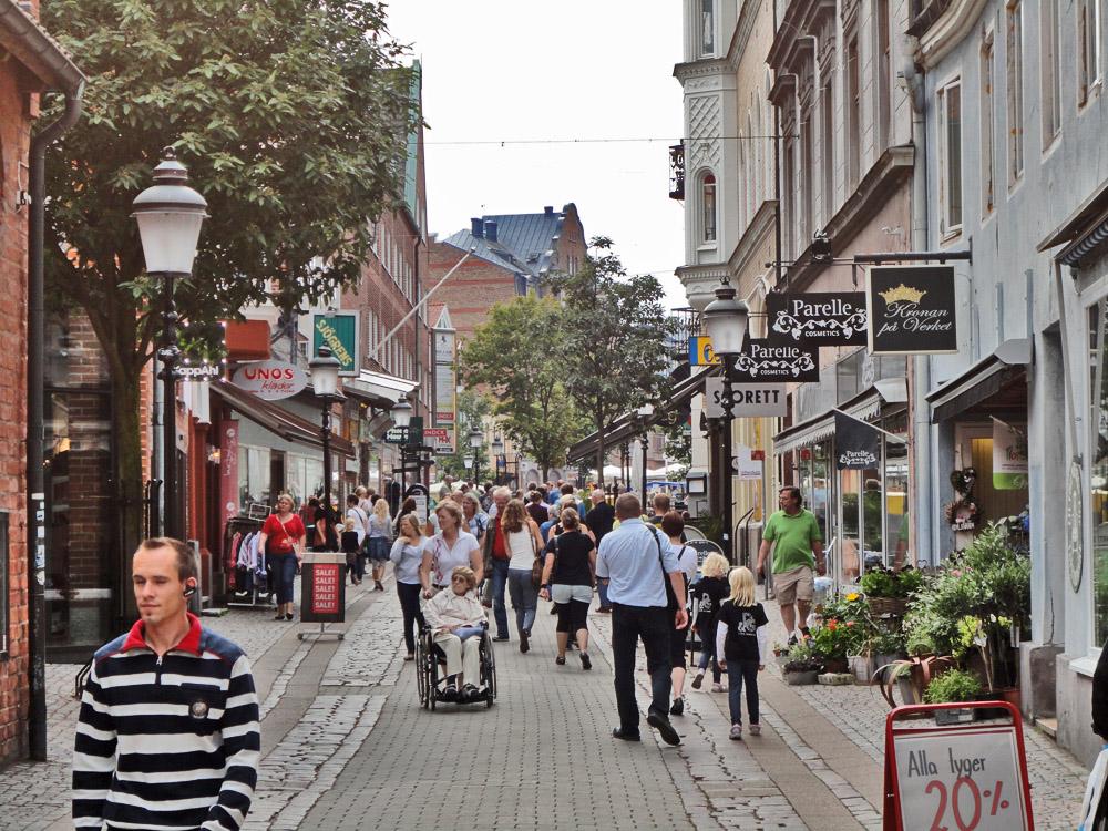 stora östergatan ystad