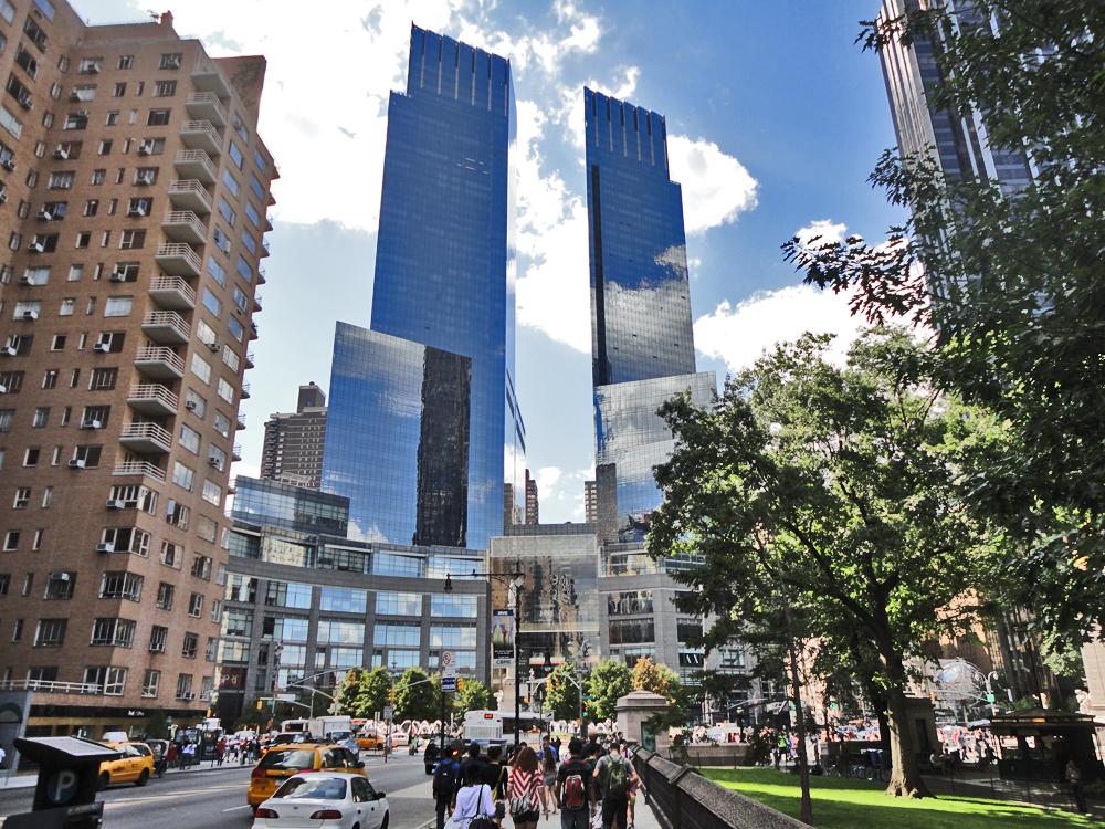 New york columbus circle lincoln center madison square - Luxury hotels near madison square garden ...