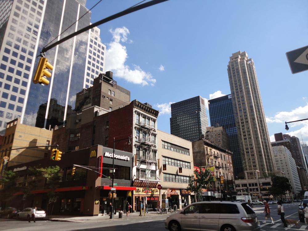 Madison Square Garden: Columbus Circle, Lincoln Center, Madison Square