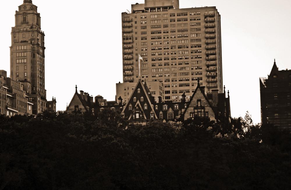 hudson new york central park