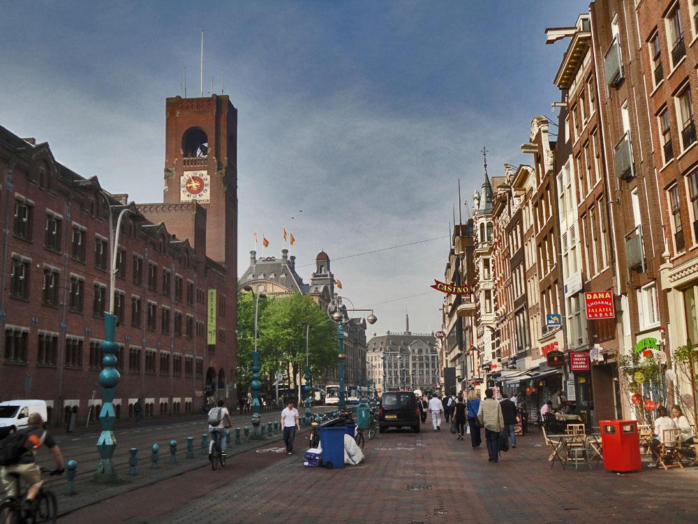 casino damrak amsterdam