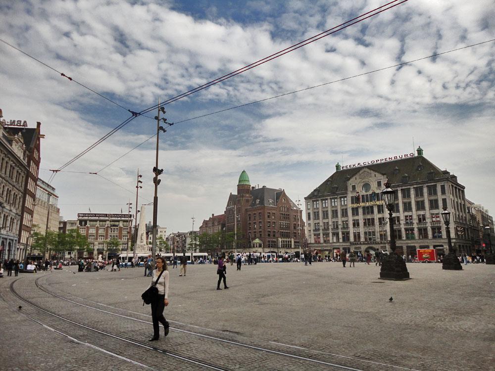 Blue Square Hotel Amsterdam To Dam Square
