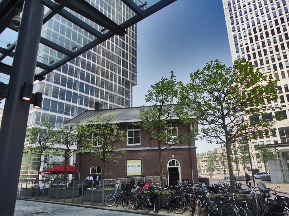 Amsterdam -Omval, Amstel Business Park, Rembrandttoren