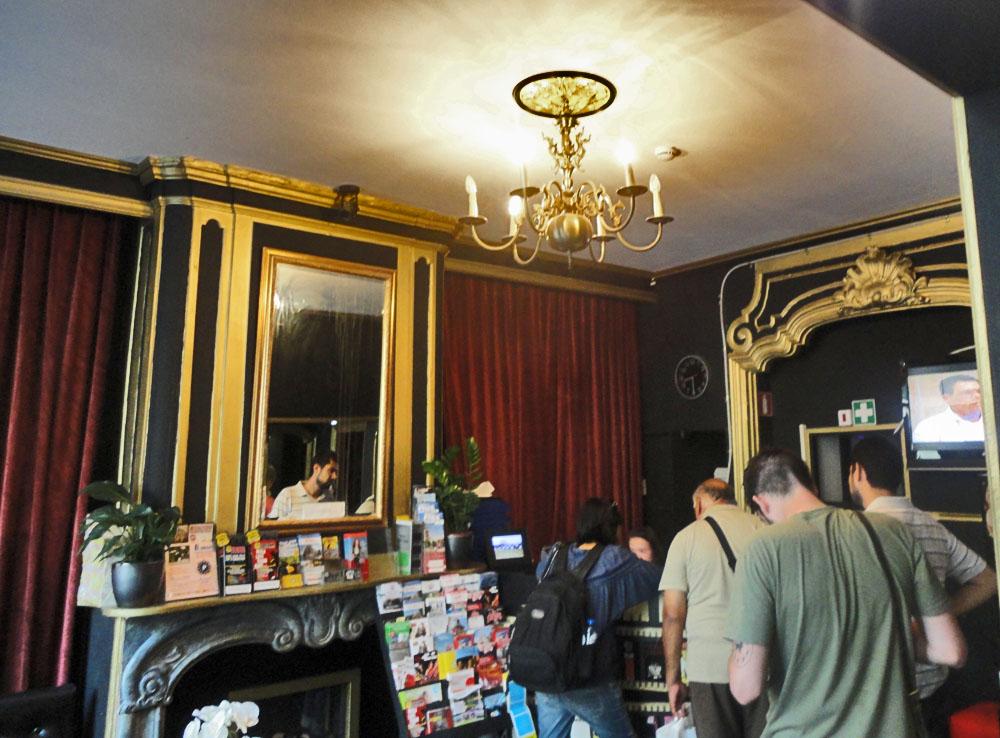 Cafe Rock Planet Amsterdam