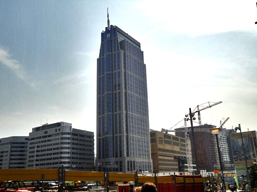 Rotterdam City Center Centraal Weena Hofplein