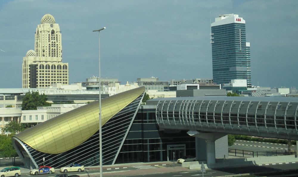 Building  Dubai Internet City