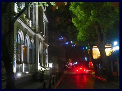 Shamian Island by night