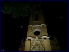 Our Lady of Lourdes Chape, Shamian Island by night