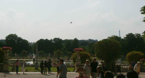PARIS DAY 6-Champs-Elysées, Jardin du Luxembourg, Quartier Latin and ...