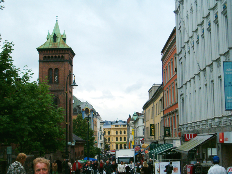 Oslo - city center
