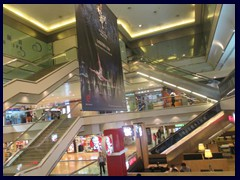 Shun Tak Centre has a shopping mall that attracts common people, and not only the super rich.