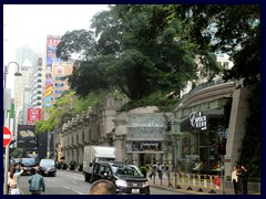 Canton Road and 1881 Heritage