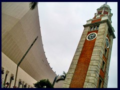 TST Clock Tower and Cultural Centre.