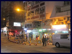 Queens Road West, Sai Ying Pun.