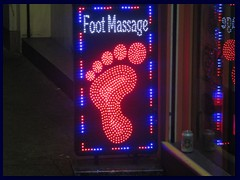 Foot massage and a beer could be needed after a long day of walking! Sheung Wan 27