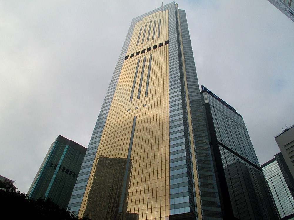 Hong Kong Island Wan Chai Central Plaza Convention