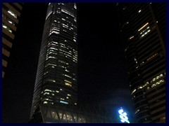 International Finance Centre, with 90 floors it is Hong Kong's 2nd tallest building.