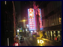 Sheung Wan by night 26