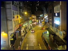 Sheung Wan by night 28