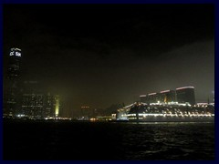 Kowloon by night