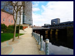 Granary Wharf, Station Area, River Aire