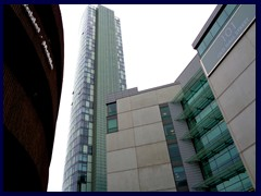 Beetham Tower West, Liverpool's tallest
