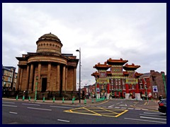 Chinatown, Liverpool 01 - Black-E Bldg, Duke St/Nelson St