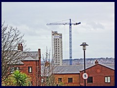 Views from the foot of Anglican Cathedral 02