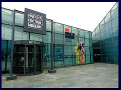 National Football Museum 05 - entrance