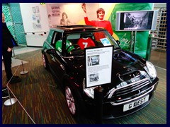National Football Museum 10 - George Best's car