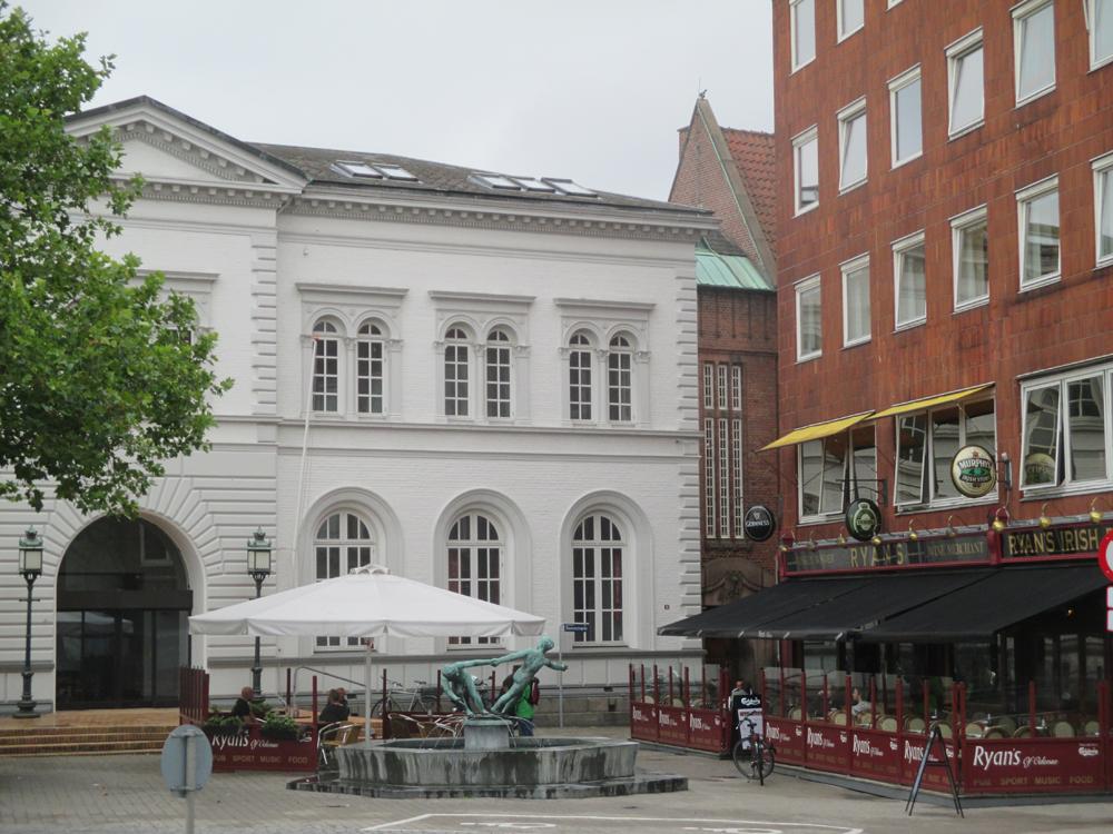 Odense - HC Andersen Haven, Kongens Have