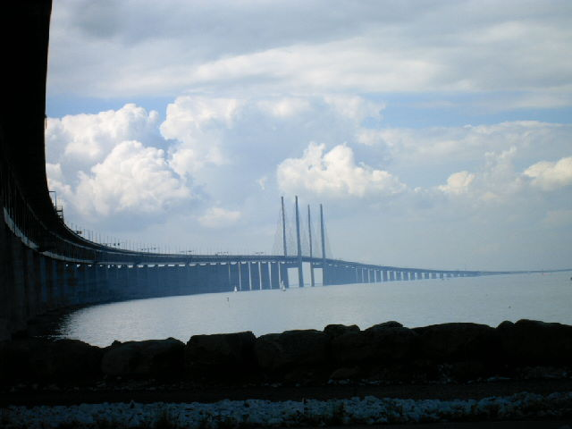 how to go from copenhagen to malmo