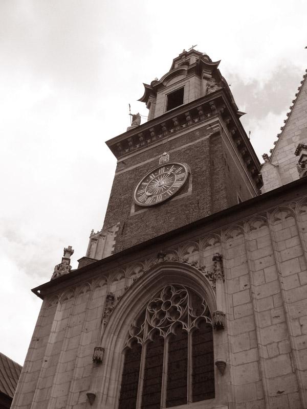 château de wawel cracovie